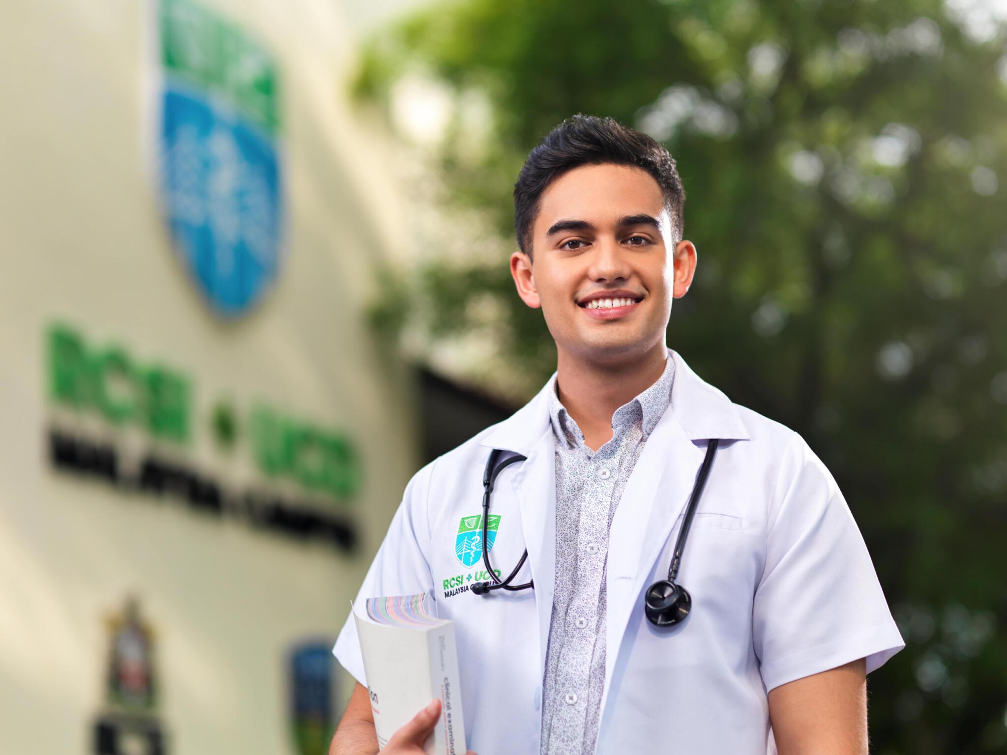 Why Should I Study Medicine at RUMC? blog image