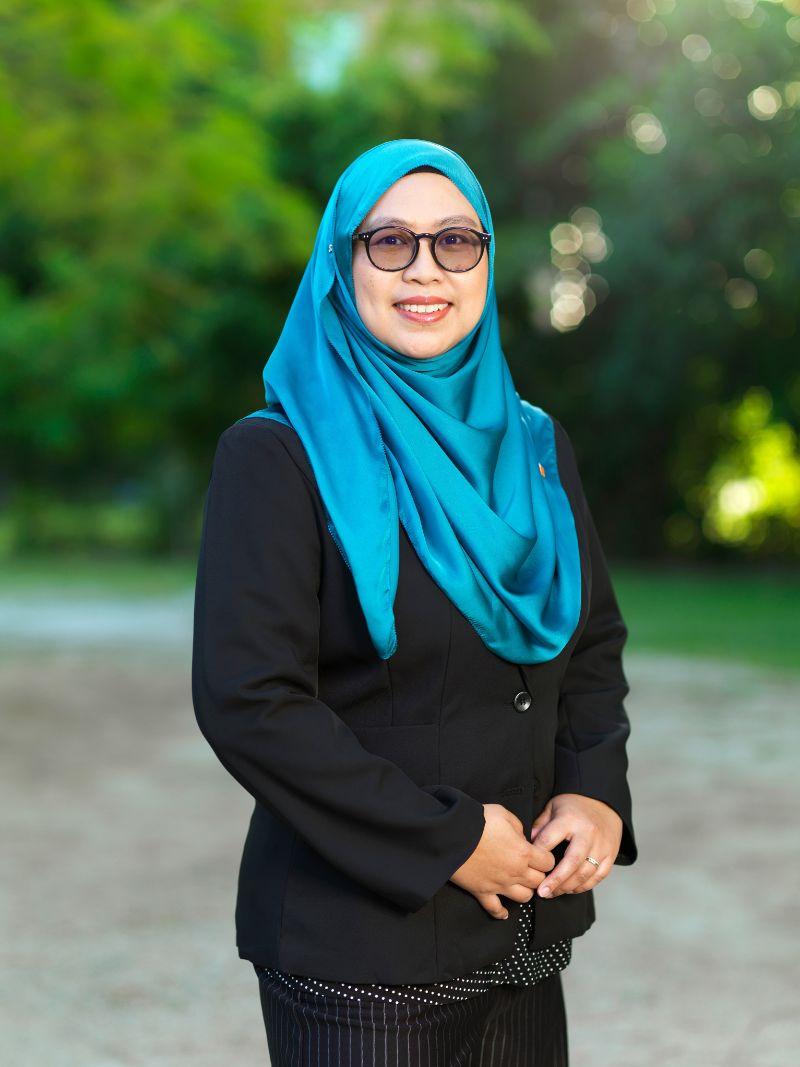 rumc governance Ms SALMAH ASPARI Senior Manager
