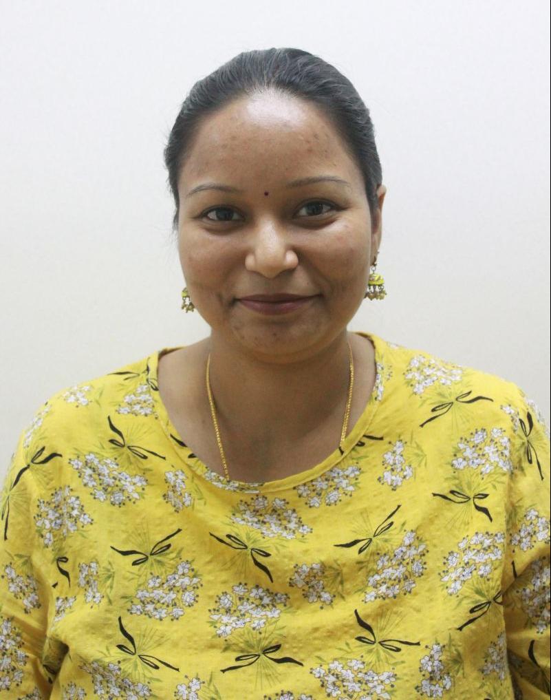 rumc governance Ms DAVINA SHALINI LUCAS Administrative Assistant