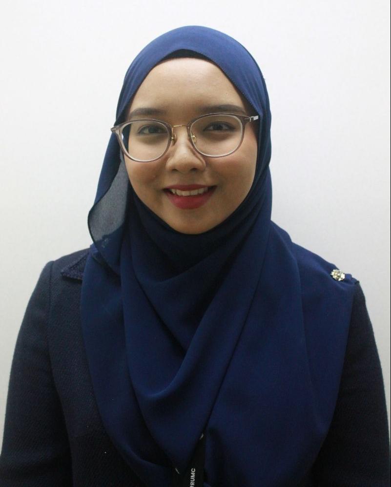 rumc governance Ms FARAH BINTI MOHAMAD FAUZI Counselor