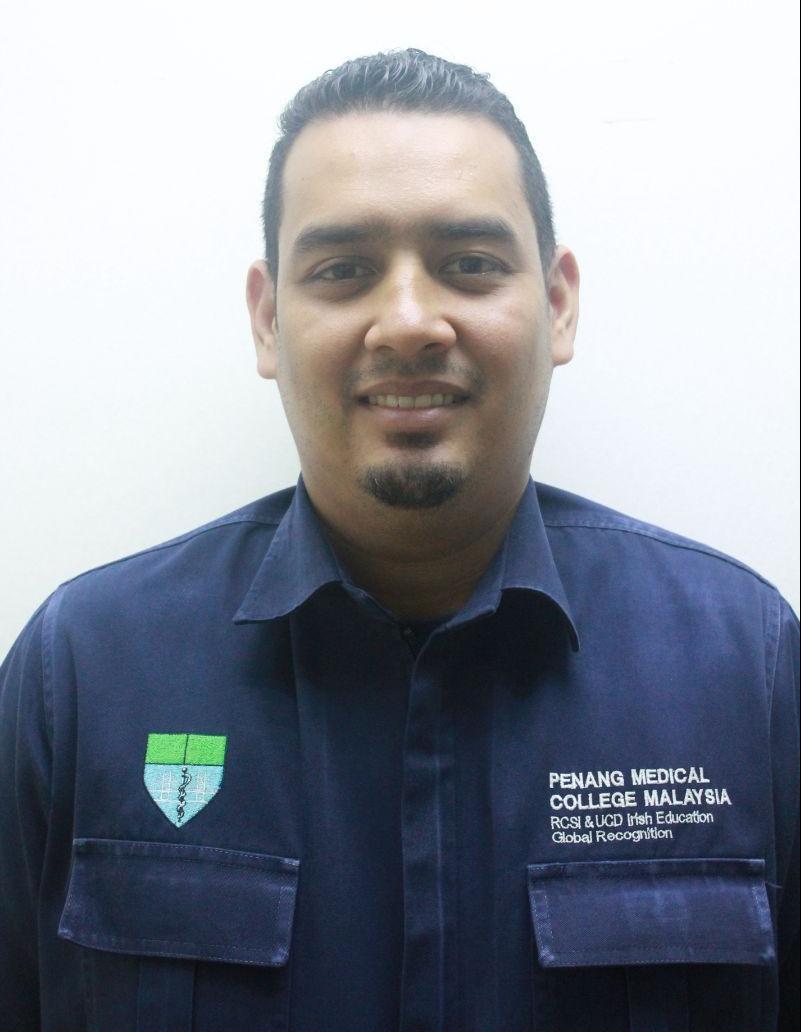 rumc governance Mr MUHAMMAD FAZRIL BIN ABDUL HAMID Facilities Officer