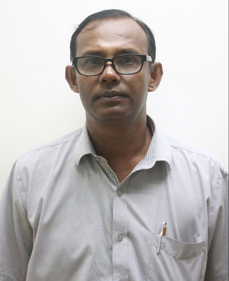 rumc governance Mr RAGURADHA A/L RATHAKRISHNA RAJOO Administrative Assistant