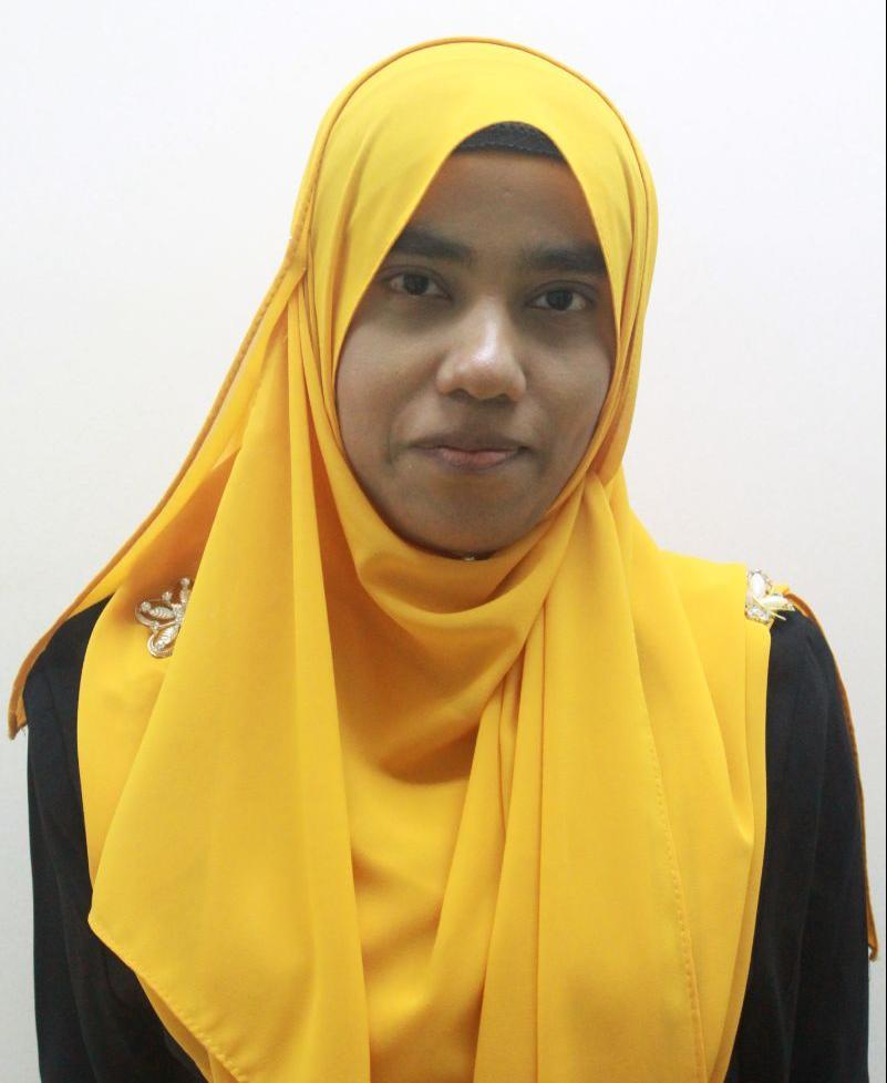 rumc governance Ms MIHRAJ BT HAJA NAJIMUDIN    Administrative Officer