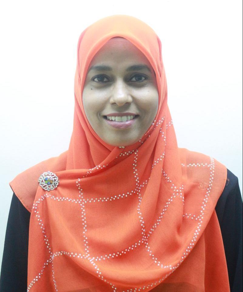 rumc governance Ms RASIDAH BT HAJAH MYDIN Senior Administrative Assistant