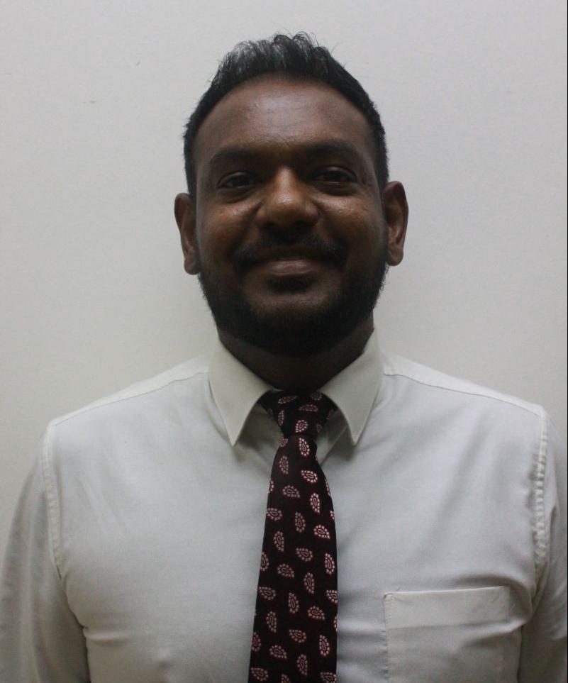 rumc governance Mr VIGNESHWARAN A/L KALIMUTHU Student Services Manager